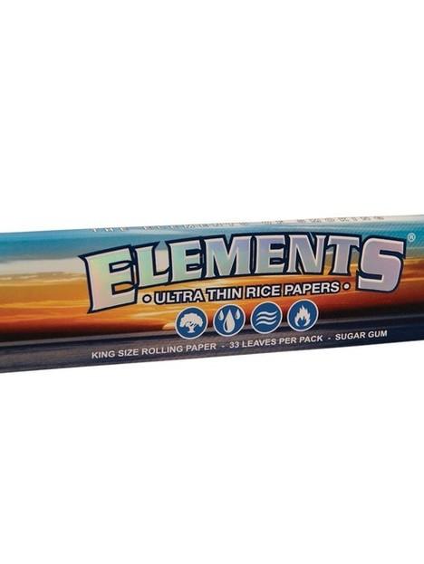 Elements 1 1/4 con cierre magnético