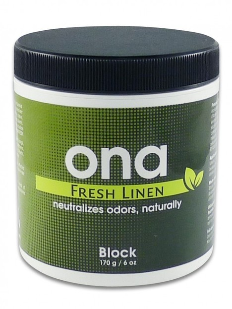 ONA Block Fresh Linen 170grs.