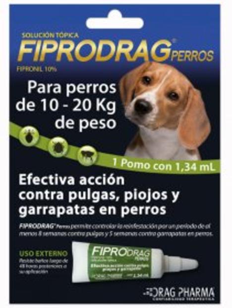 Fipro Drag Perro 1.34ml 10-20kg