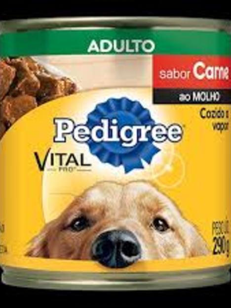 Pedigree Lata Adulto sabor Carne