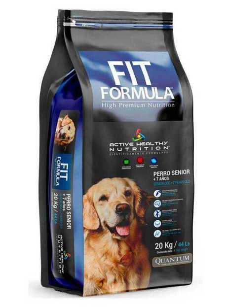 Fit Formula Senior +7 años  20kg