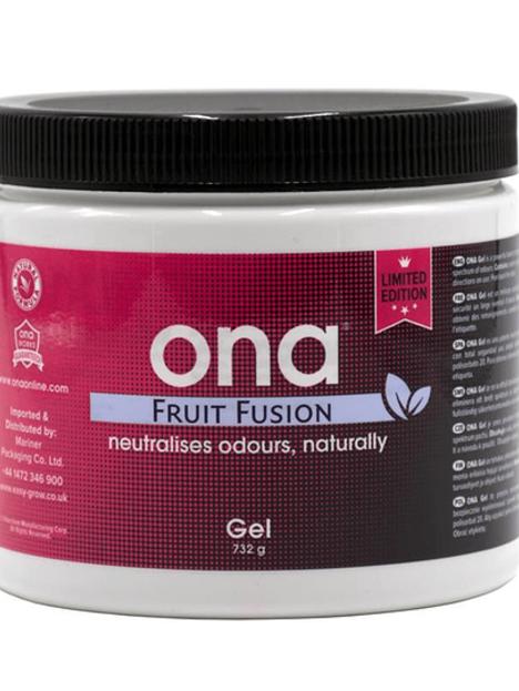 Ona Gel Apple Fruit Fusion 1L