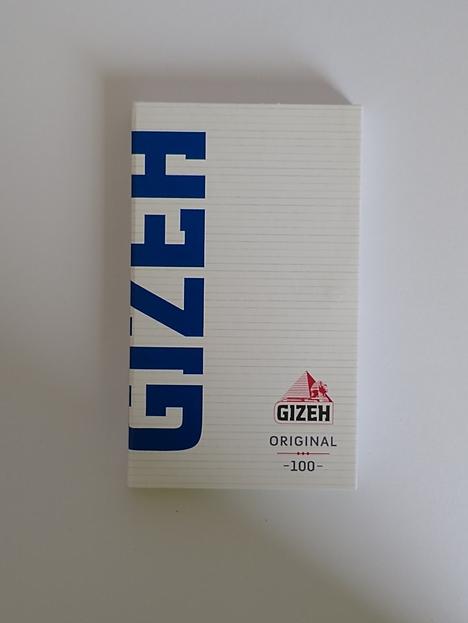 Papel Gizeh Azul 1 Doble Ventana