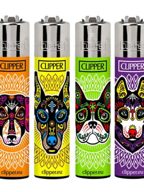 Encendedor Clipper Muerta Dogs