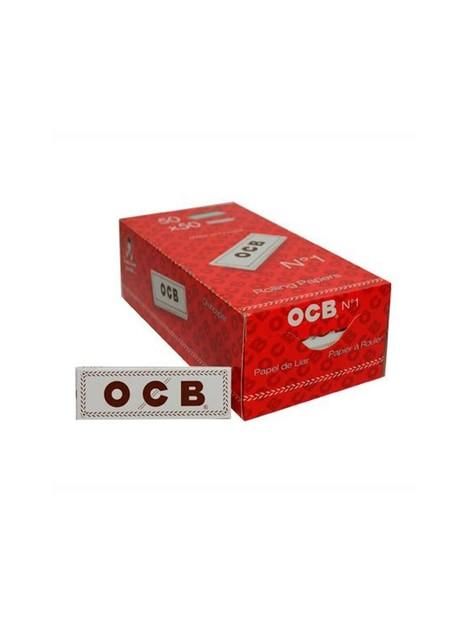 Papel OCB Blanco Nº1
