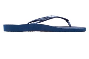 Strand (Medium Arch)  Navy Metallic (Female/Senior) (135059)