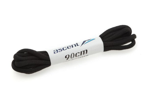 Ascent School Lace 90cm  Black (Unisex/All) (134358)