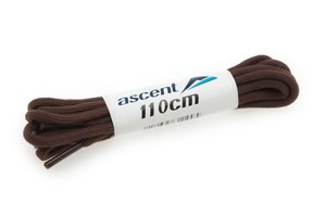 Ascent School Lace 110cm  Brown (Unisex/All) (146453)