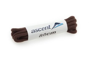 Ascent School Lace 80cm  Brown (Unisex/All) (146412)