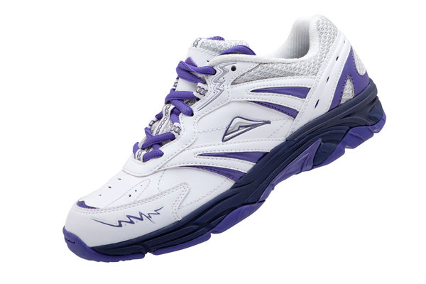 Harmony 3  White/Dark Purple (Female/Youth) (144608)