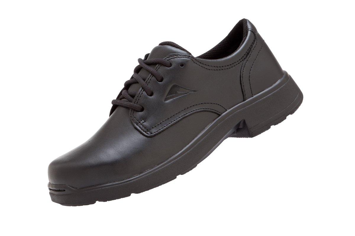 Thermoplastic Heel Counter School Shoes