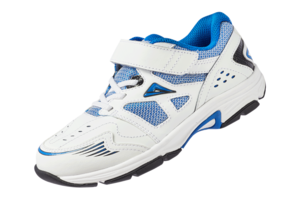 Sustain Jnr  Wht/Blue/Blk (Male/Junior) (129564)