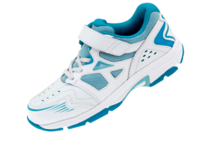 Sustain Jnr  White/Teal (Female/Junior) (129488)