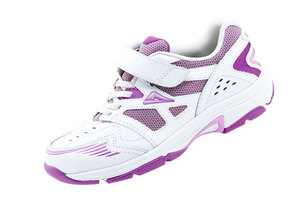 Sustain Jnr  Wht/Mauve (Female/Junior) (129425)
