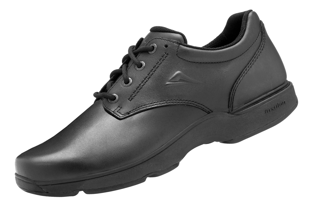 b9a9e73af0c5 Apex (D) Black (Male Senior) - School - Ascent Footwear