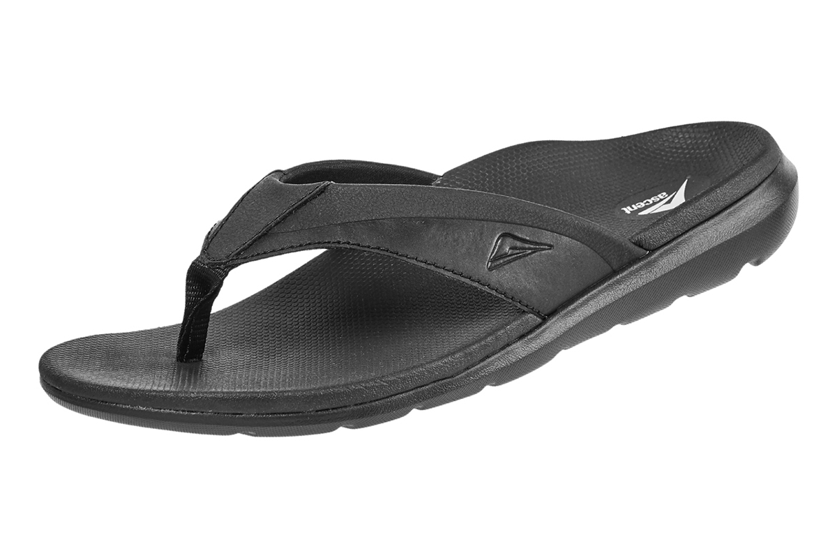 db454790a9181 Groove Black Black (Male Senior) - Sandals - Ascent Footwear