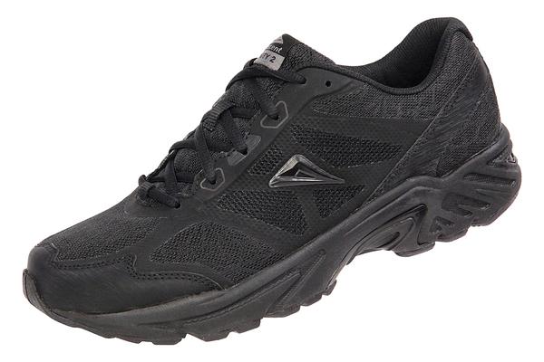 7f853af69db2 Trinity 2 Black (Unisex Senior) - Cross Training - Ascent Footwear
