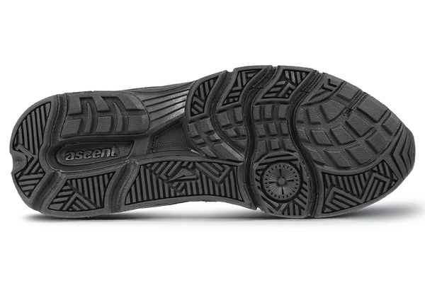 Large 129460 visionleatherblk sole