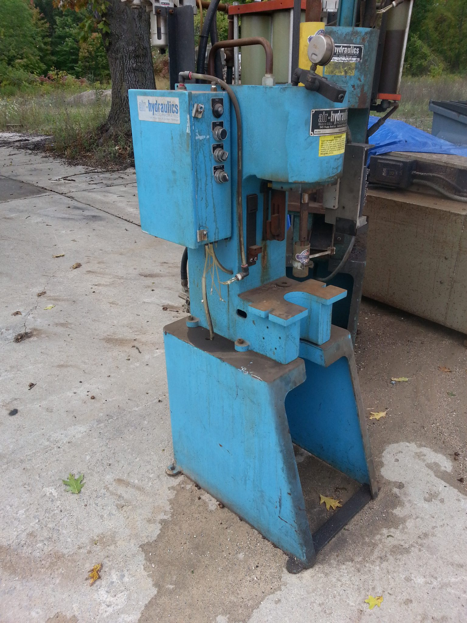 Hydraulic Press For Sale | Affordable Machinery | Page 2 of
