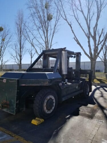 60,001 lb And Larger Forklifts | Affordable