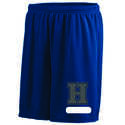 Small hart middle school pe  boys shorts 2017