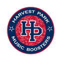 Small music boosters logo
