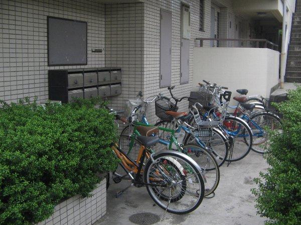 エクセレント駒沢 205号室のその他共有