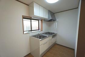 榎本テラスハウスのキッチン