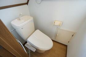 榎本テラスハウスのトイレ