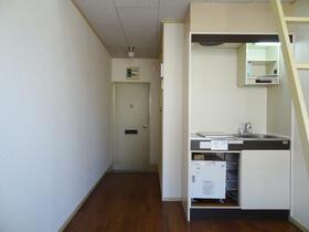 ブランシェ百合ヶ丘 202号室の玄関
