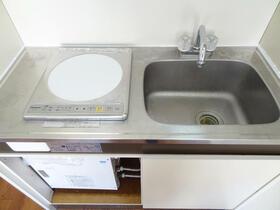 ブランシェ百合ヶ丘 202号室のキッチン