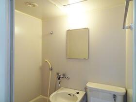 ブランシェ百合ヶ丘 202号室のトイレ
