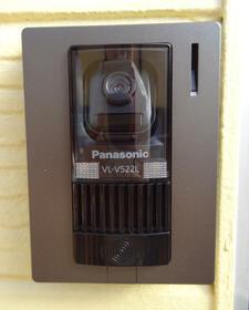 ブランシェ百合ヶ丘 202号室のセキュリティ