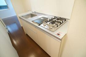 ステラ目黒本町 101号室のキッチン