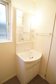 ステラ目黒本町 101号室の洗面所