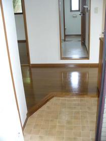 第2細井ハイツ 101号室の玄関