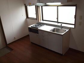 正司ハウス A202号室のキッチン