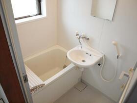 正司ハウス A202号室の風呂