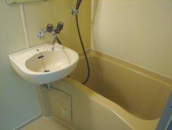 サンコーポ和白丘 302号室の風呂
