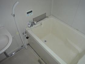 フラット中央 201号室の風呂