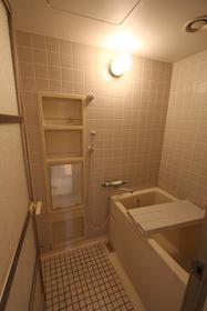 ベルメゾン 404号室の風呂