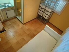 スカイコーポ 102号室のキッチン