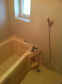ボナール青葉 202号室の風呂