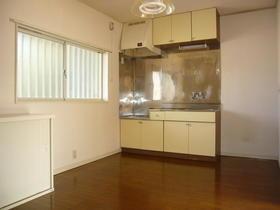 リバーサイド谷頭Ⅱ 202号室のキッチン