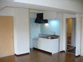 榎本マンション 201号室のキッチン