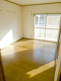 コーポ秋山2 202号室の居室
