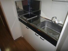 浦和プラザA 103号室のキッチン