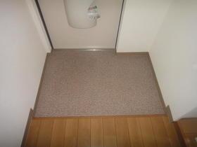 浦和プラザA 103号室の玄関
