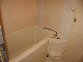 パラスト目黒三丁目 408号室の風呂