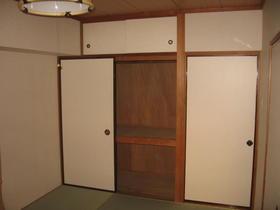 パラスト目黒三丁目 408号室の収納